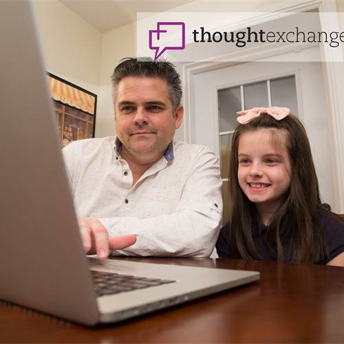 "Students, staff, parents share ""thoughts"" on distance learning"